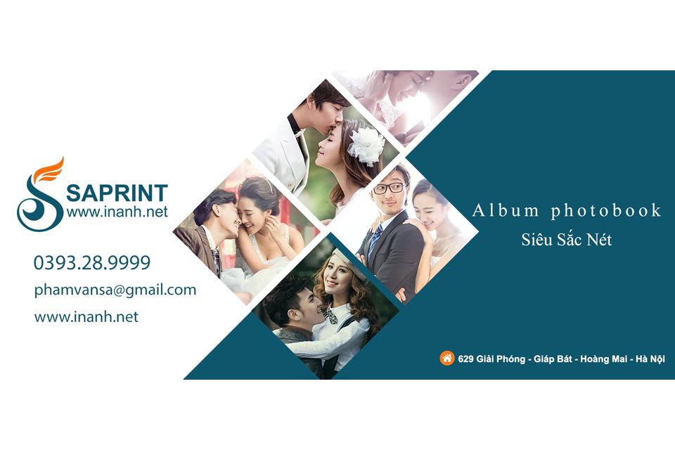 Saprint là đơn vị in ấn ảnh giá rẻ, uy tín tại Hà Nội